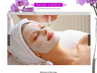 Skin Logic at J.Lynn Salon - Web Launch!