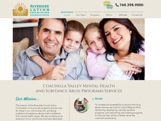 Web Launch! - Riverside Latino Commission Alcohol & Drug Abuse Services, Inc.
