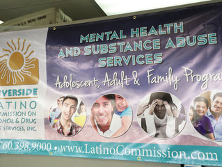Banner - Riverside Latino Commission