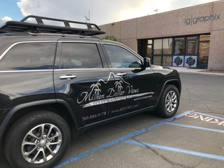 CHROME Vehicle Graphics!!!