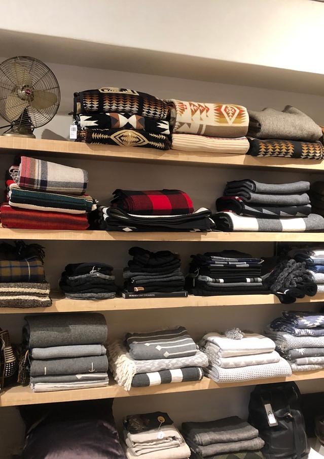 fan vintage, ventilateur, motif plaid, bucheron