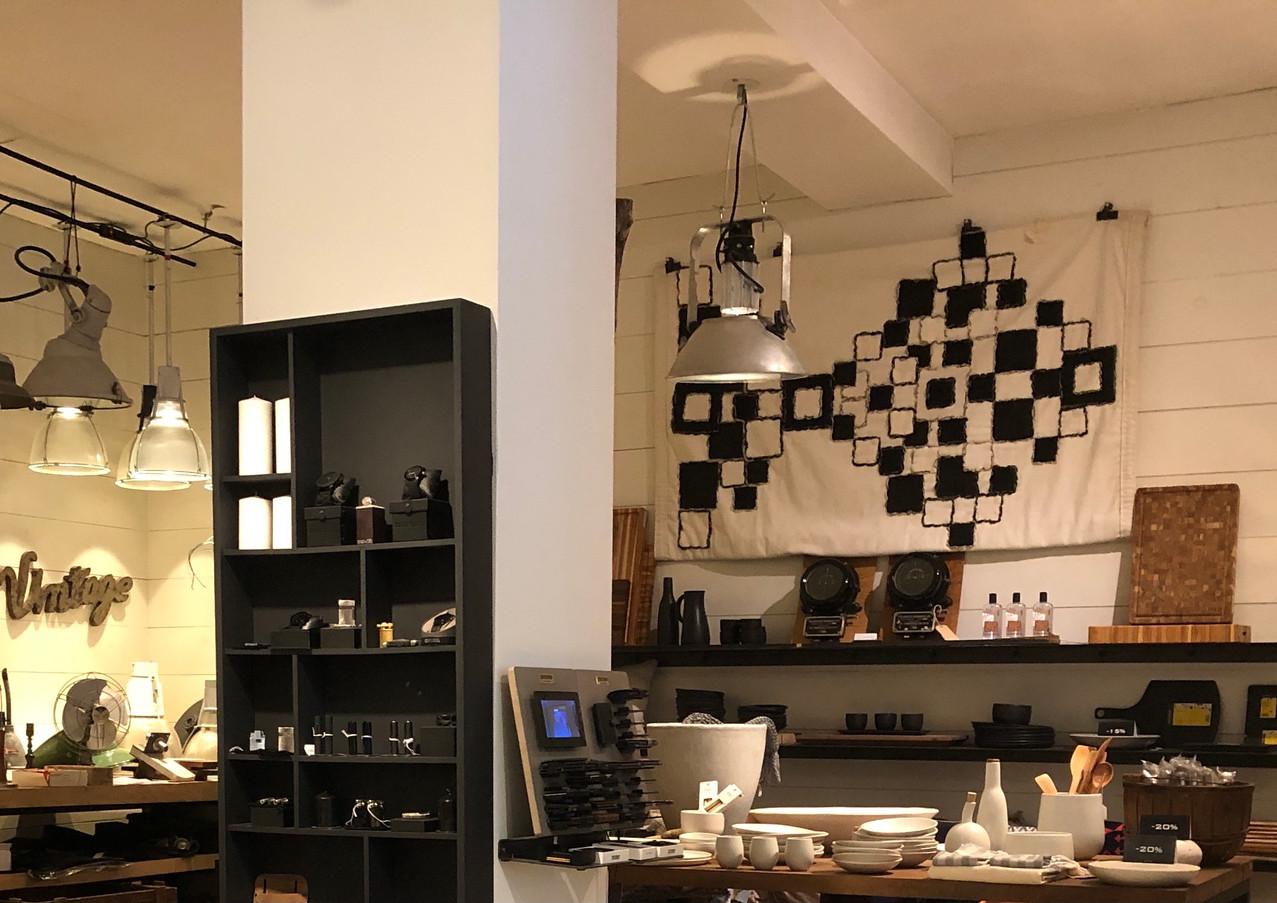hamac, vases fait à la main, céramique, aviron de kayak décorative, plaque interupteur, moine urbain