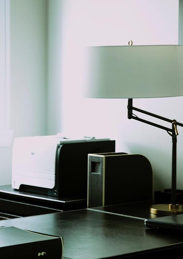 teletravail, bureau à la maison, coin bureau, espace bureau