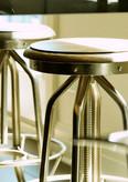 banc, stool, tabouret, industriel