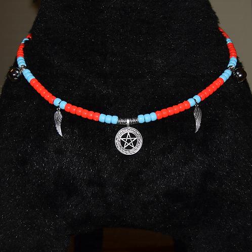 'FIREWATER' Rhythm Beads - Calming/Encouraging/Grounding