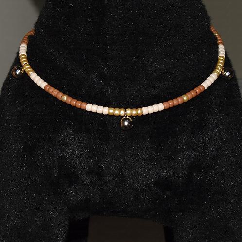'MOUNTAIN LION' Rhythm Beads - Empowering/Grounding/Calming