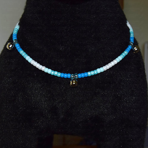 'RIPPLING WATER' Rhythm Beads - Comforting/Calming/Protecting