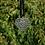 Thumbnail: Tibetan Silver Metal Heart Pendant