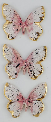 Astrid Hanging Butterfly Trio