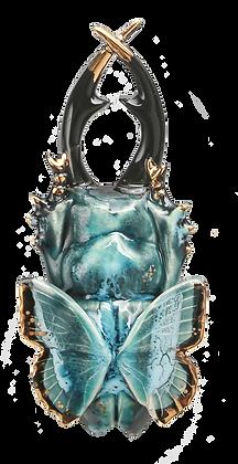 Nebula Stagbeetle