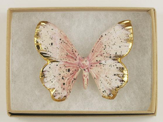 Astrid Butterfly Brooch II
