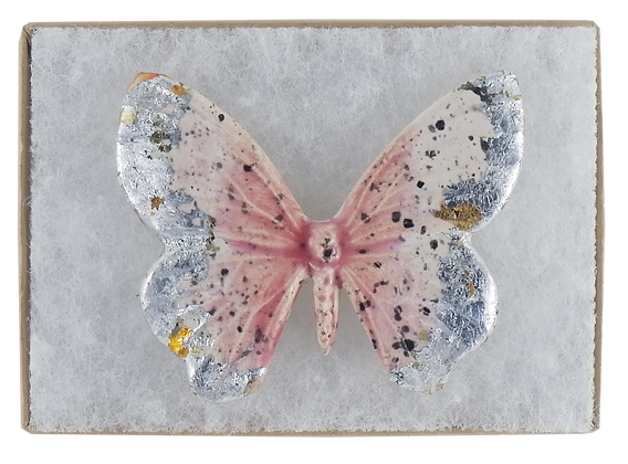 Star Dust Butterfly Brooch
