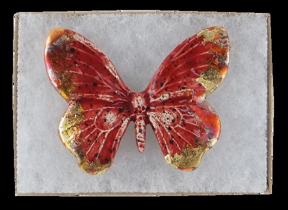 Molton Butterfly Brooch