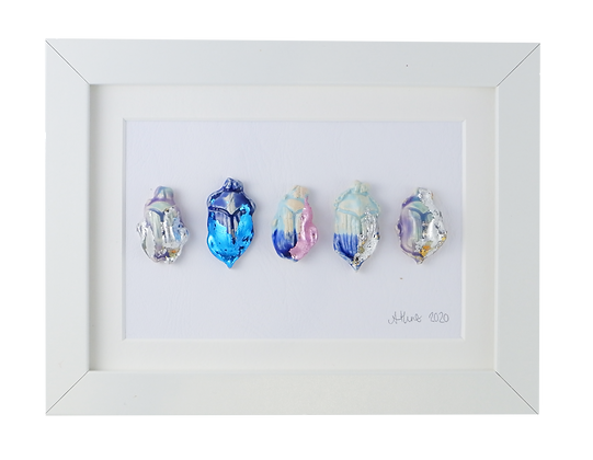 Pastel Beetle Collection