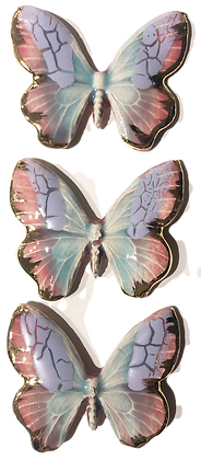 Hanging Butterfly Trio X