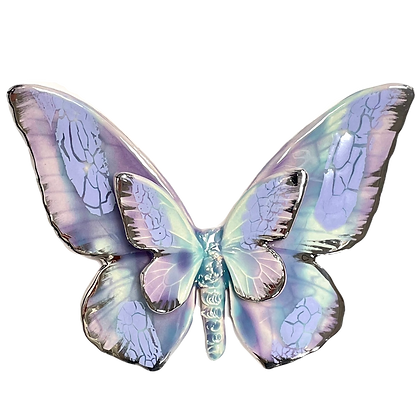 Soft Lilacs Butterfly
