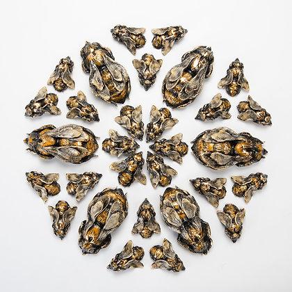 Custom Swarm of Bees