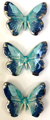 St. Malo Breeze Hanging Butterfly Trio