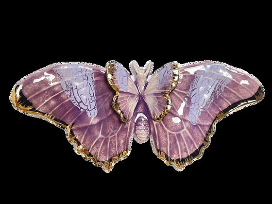 Purple Pulsar Butterfly