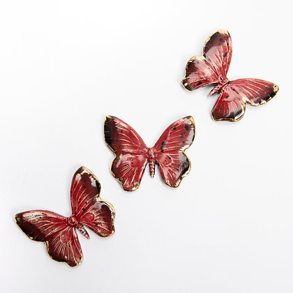 Hanging Butterfly Trio
