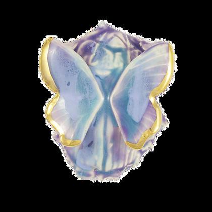 Lilac Scarab Beetlefly