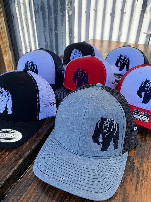 Bear Hat - snapback