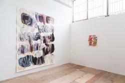 'Grosse Watercolours' Turps Banana Gallery, London