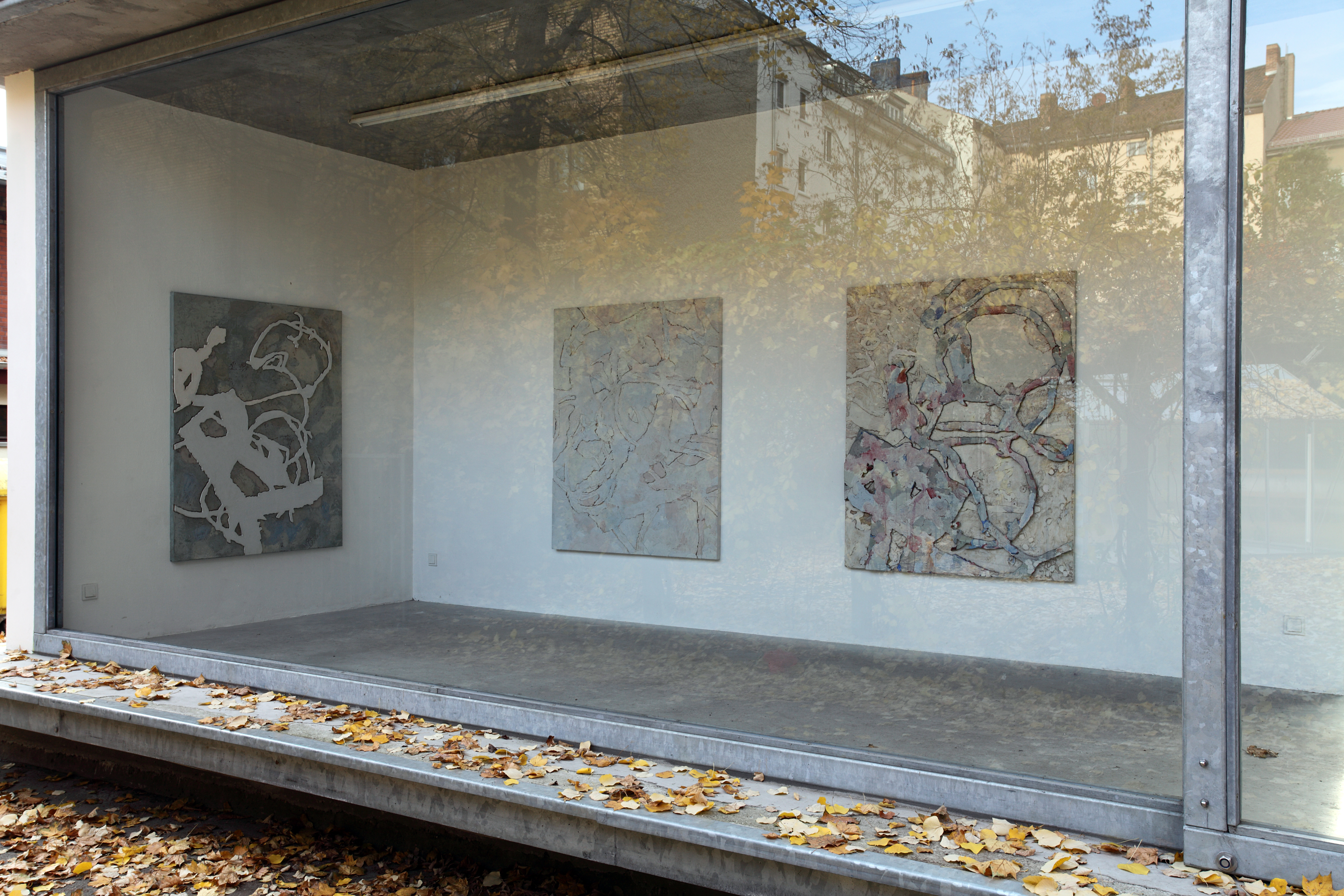 Solo Exhibition. Pavillon am Milchhof, Berlin