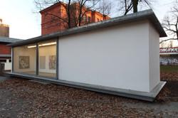 Pavillon am Milchhof, Berlin