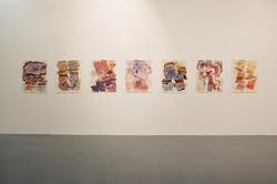 Series of works 74cm x 60cm