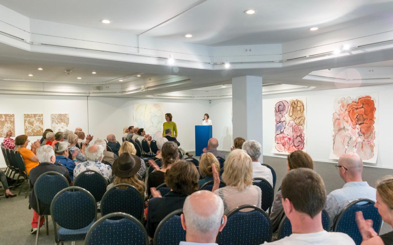 Exhibition opening speech