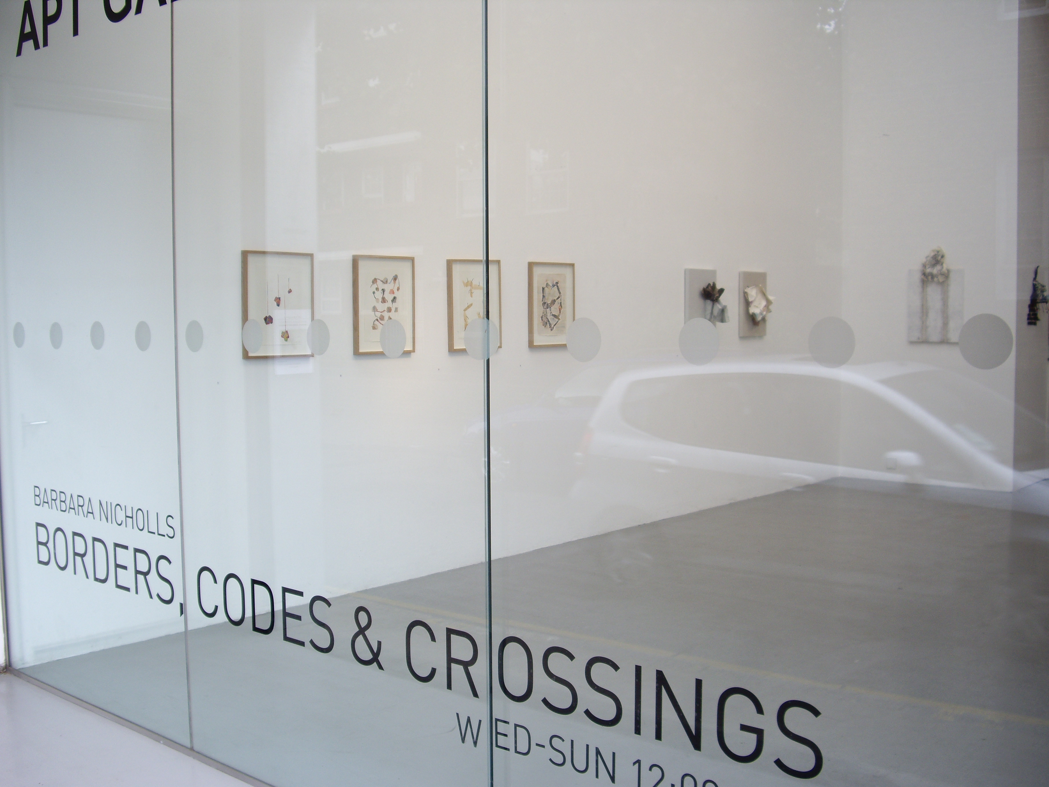 A.P.T Gallery, London