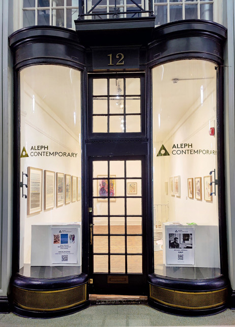Aleph Contemporary, Piccadilly Arcade London