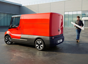 Get ready for electric road freight fleets