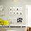 Thumbnail: Estrellas blancas, Stickers Murales