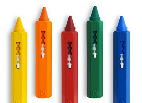 Crayones para el baño, Munchkin