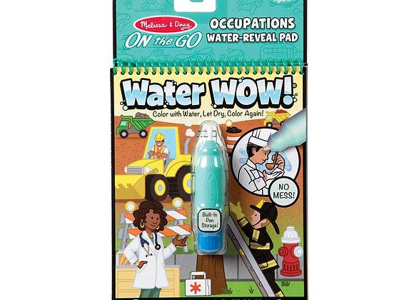 Water WOW!  Ocupaciones (Melissa & Doug)