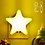 Thumbnail: Lámpara de noche, Estrella amarilla