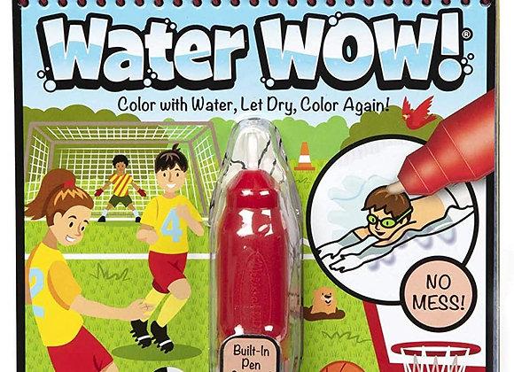 Water WOW!  Deportes (Melissa & Doug)