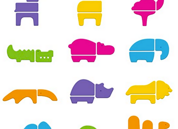 Puzzle de Animales, Munchkin
