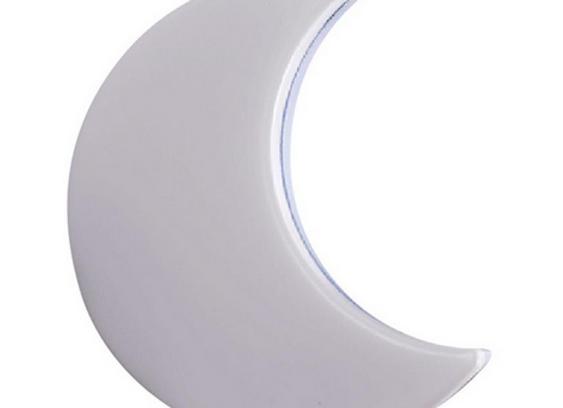 Lámpara de noche, Luna blanca