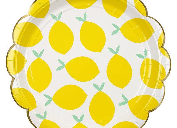 Platos Limón