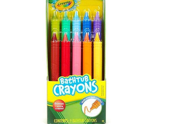 Crayones para el baño, Crayola