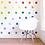 Thumbnail: Círculos multicolor, Stickers murales