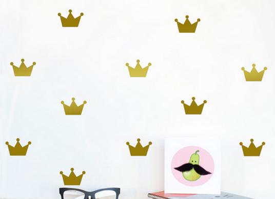 Coronas, Stickers Murales