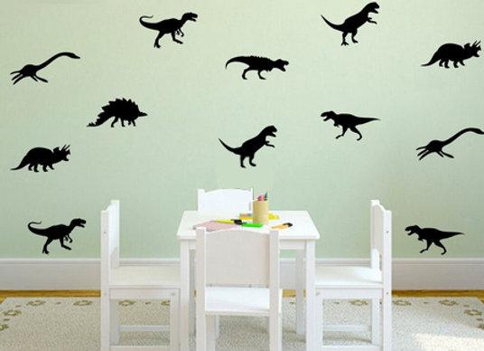 Dinosaurios, Stickers Murales