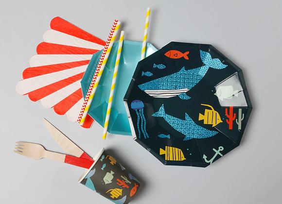 Set Tiburón