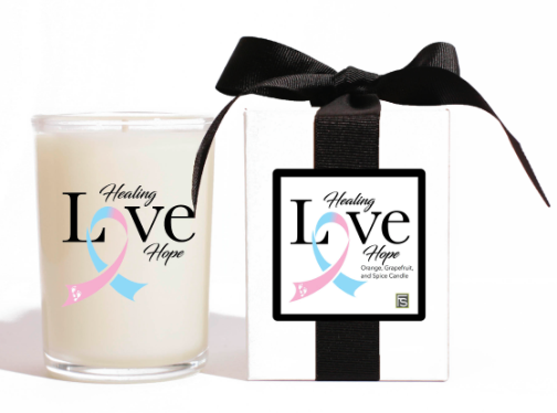 HEALING HOP LOVE CANDLE