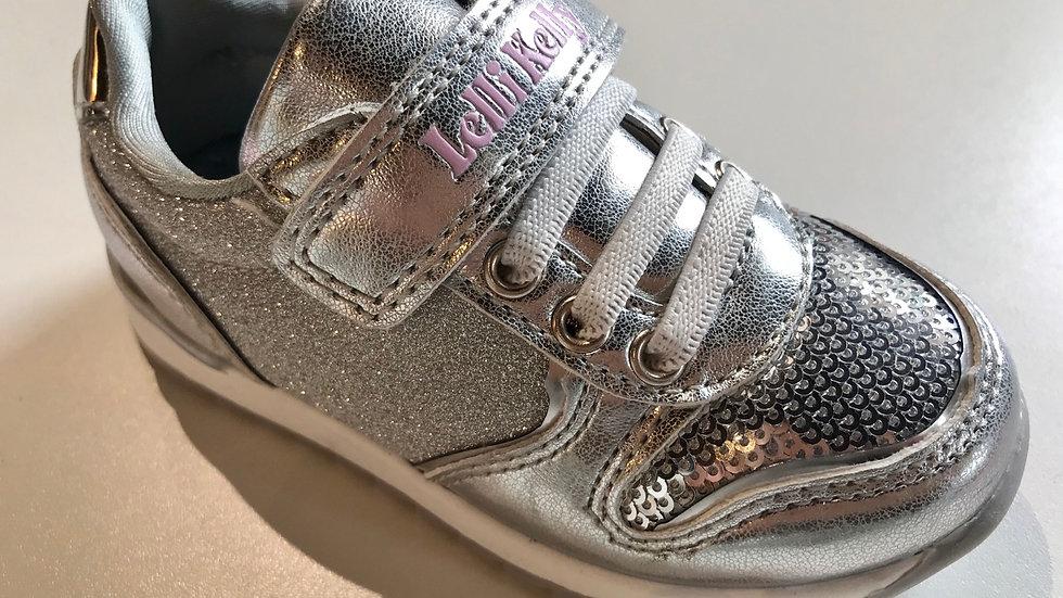 Lelli Kelly Chloe glitter trainer LK1808 Sizes 20-24