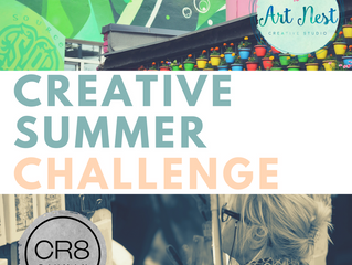 Top 3 Benefits of taking the Creative Summer Challenge